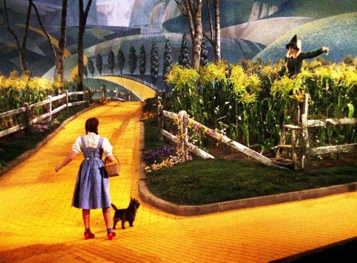 Favourite Movie The Wizard Of Oz